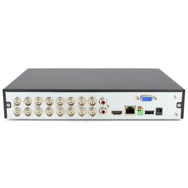 DVR 16 canale SAFER FULL HD Pentabrid