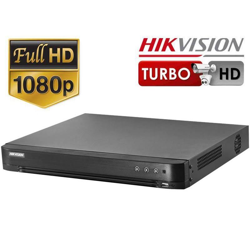 DVR 8 canale Full HD Turbo HD/AHD/HDCVI/CVBS Hikvision