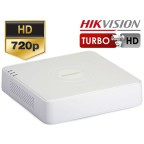 DVR 8 canale 720p Turbo HD / AHD Hikvision