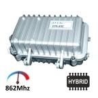 Amplificator de linie CATV DTA cu alimentare locala